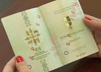 паспорт абхазии образец - фото 10